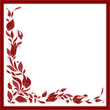 Greeting frame elements for design. Vector illustration Royalty Free Stock Image