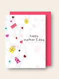 Happy Mothers Day celebration. Stock Photography
