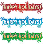Greeting - Happy Holidays Stock Photography