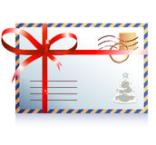 Greeting letter Royalty Free Stock Photo