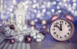 greeting lyckligt nytt år för 2007 kort Royaltyfri Fotografi