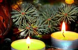 greeting lyckligt nytt år för 2007 kort Arkivfoton