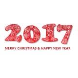 greeting new year Στοκ Φωτογραφία