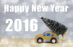 greeting nya år för kort Fotografering för Bildbyråer