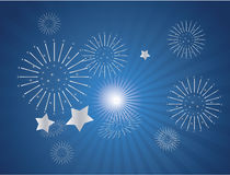 greeting nytt år för kort Royaltyfria Foton