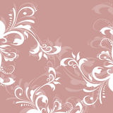 Greeting pastel card. Illustration background Royalty Free Stock Photo