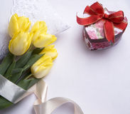 Greeting Valentine's Day Stock Images