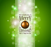 Greetings background for flyers or brochure. Elegant greetings background for flyers or brochure for Christmas or New Year Events with a lot of stunning Colorful Royalty Free Stock Photos