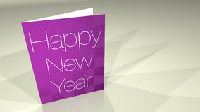 Greetings Card HappyNewYear Royalty Free Stock Image