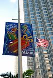Greetings From Miami Royalty Free Stock Images
