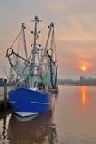 Greetsiel,East Frisia,North Sea,Germany Stock Photo