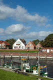 Greetsiel in Germany Royalty Free Stock Image