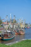 Greetsiel,Northern Germany,North Sea Royalty Free Stock Photography