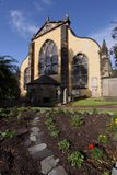 Grefriars Kirkyard, Edimburgo Imágenes de archivo libres de regalías