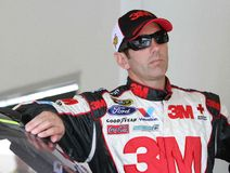 Greg Biffle Daytona Royalty Free Stock Photos