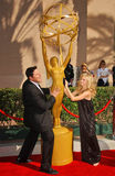 Greg Grunberg, Kristen Bell Royalty Free Stock Photo