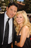 Greg Grunberg, Kristen Bell Royalty Free Stock Photos