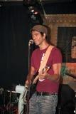Greg Howe - Gitarrist Stockbild