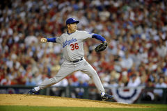 Greg Maddux Royalty Free Stock Image