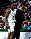 Greg Minor, Boston Celtics. Royalty Free Stock Image
