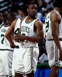 Greg Minor, Boston Celtics. Royalty Free Stock Photos