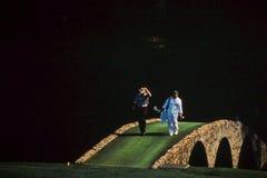 Greg Norman 'mästerskap för 99 förlage Royaltyfria Bilder