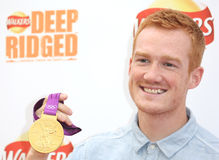 Greg Rutherford Royalty Free Stock Photo