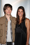 Greg Smith,Missy Peregrym Royalty Free Stock Images