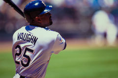 Greg Vaughn San Diego Padres Stock Image