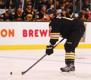 Greg Zanon Boston Bruins Royalty Free Stock Photography