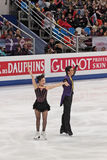 Greg Zuerlein and Madison Chock Stock Photos