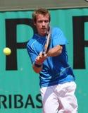 Grega ZEMLJA (SLO) a Roland Garros 2010 Fotografia Stock
