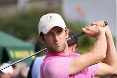 Gregory Bourdy at The Seve Trophy 2013 Stock Images