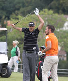 Gregory Havret, Vivendi golf cup, sept 2010 Stock Photography