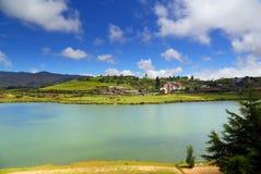 Gregory lake in Nuwara Eliya - Sri Lanka Stock Photo