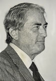 Gregory Peck Stockbild