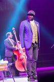 Gregory Porter at Kaunas Jazz 2015 Royalty Free Stock Photos
