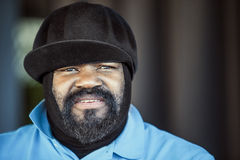 Gregory Porter live Royalty Free Stock Image