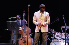 Gregory Porter Royalty Free Stock Images