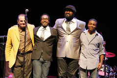 Gregory Porter Royalty Free Stock Photography