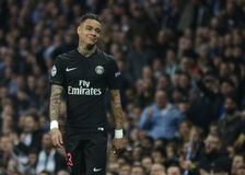 Gregory van der Wiel Royalty Free Stock Images