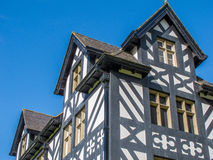 Gregynog Hall Stock Photos