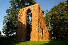 Greifswald修道院 免版税库存照片