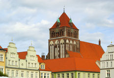 Greifswald Stock Photo