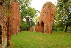 Greifswald Abbey Royalty Free Stock Image