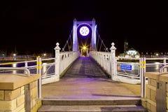 Greig St Bridge, Inverness, het UK Royalty-vrije Stock Afbeeldingen