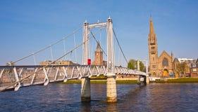 Greig Uliczny zwyczajny most. Zdjęcia Stock