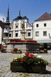 Grein, Autriche Images libres de droits