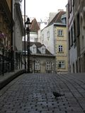Grek ćwiartka w Wiedeń fotografia stock