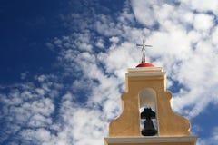 grek kościoła Zdjęcia Royalty Free